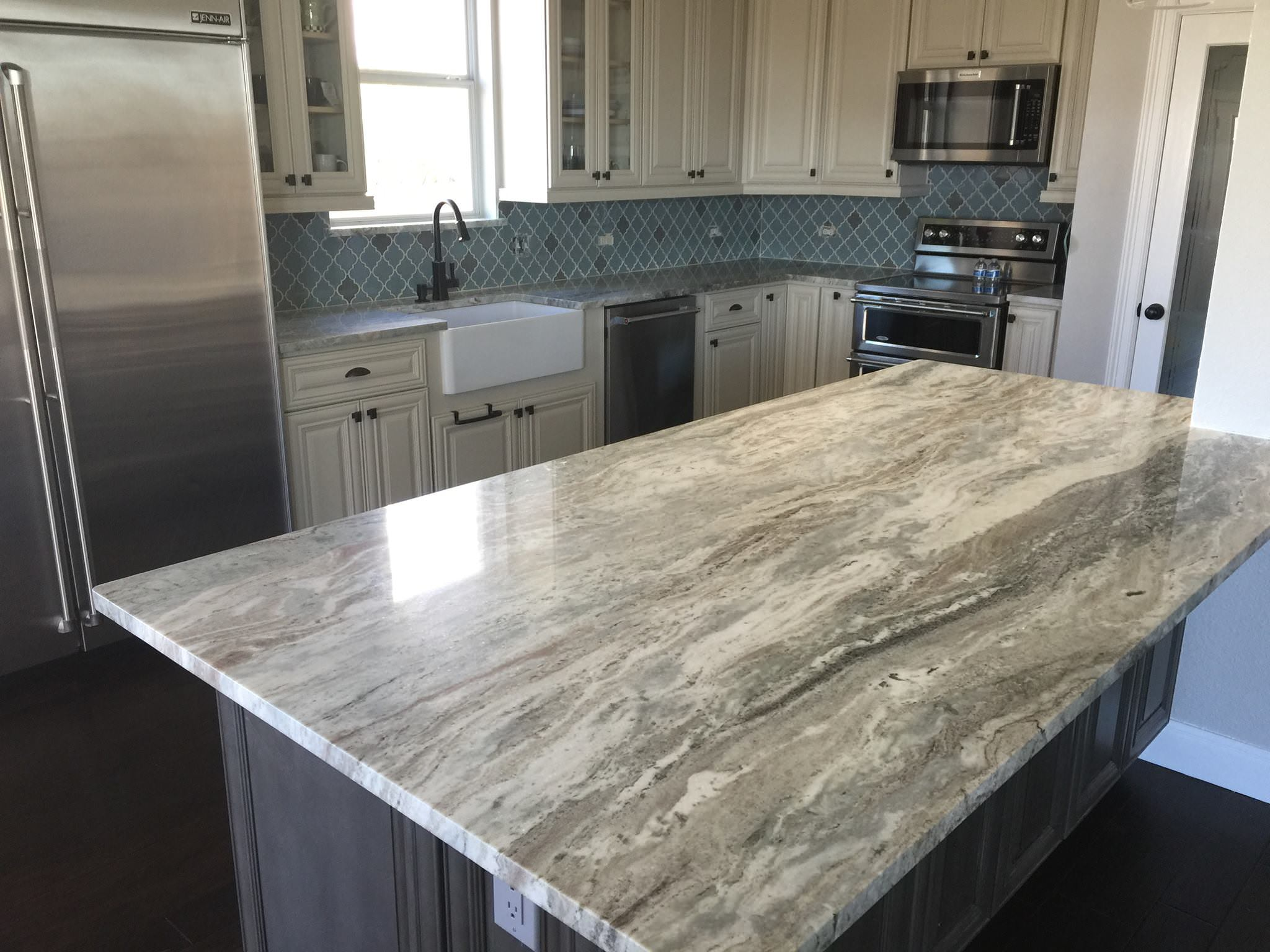 Marble Kitchen Countertops Home Depot